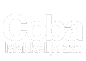 Logo Coba bouwmaterialen, , tegelzetter Groningen