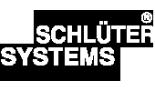 Schluter logo , tegelzetter Groningen